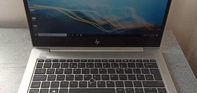 HP Elitebook 830 G5 FHD IPS i5-8250U/256GB/8GB/Гаранция 11.01.2022г.