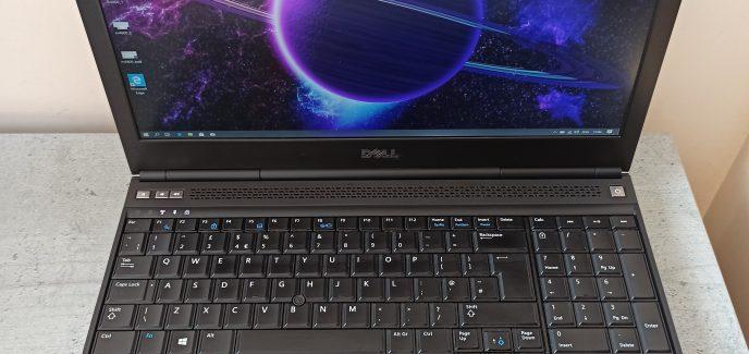 Dell Precision M4800 QHD+ 3200x1800 IPS i7-4800MQ/512GB/16GB/NVIDIA