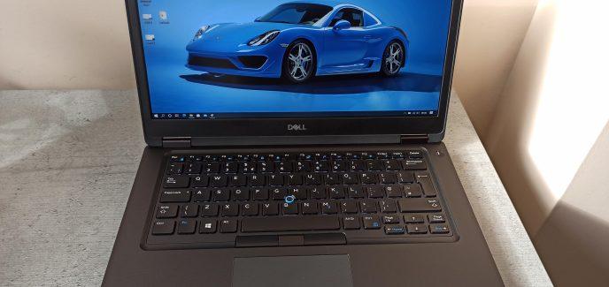 Dell Latitude 5490 FHD IPS I5-8350U/256GB/8GB/Гаранция до 14.12.2021г.