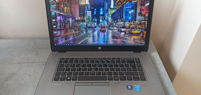 HP Elitebook 850 G2 FHD i5-5200U/128GB/8GB