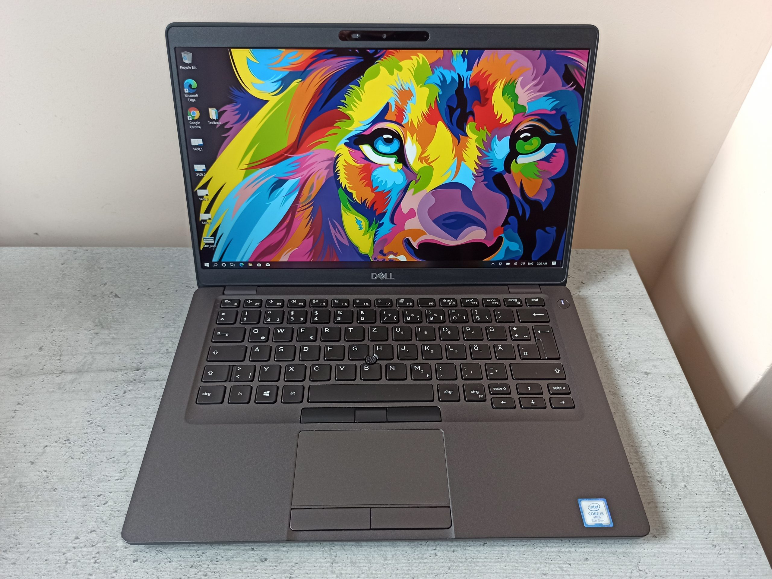 Dell Latitude 5400 FHD IPS Touch I5-8365U/512GB/16GB/ГАР 27.12.2022г.