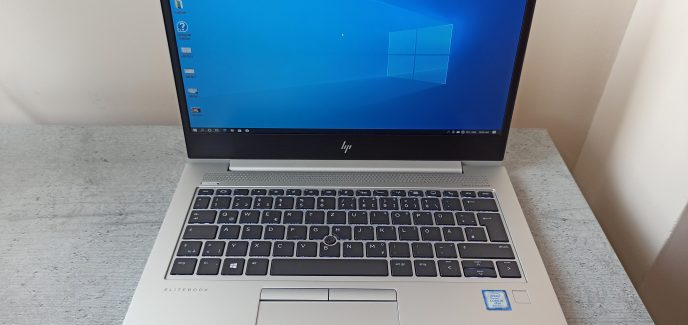 HP Elitebook 830 G5 FHD IPS i5-8350U/256GB/8GB/4G модем - Гаранция 16.05.2022г.