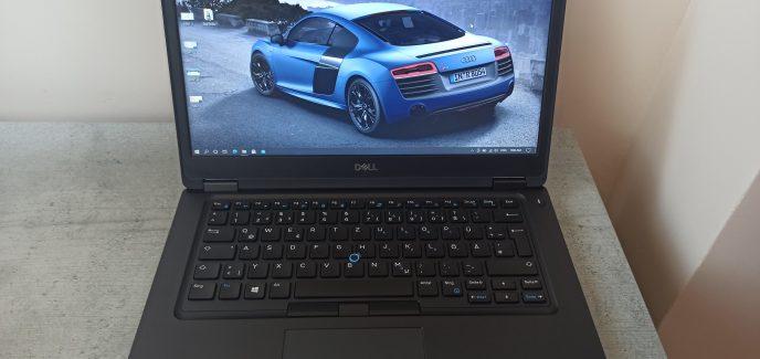Dell Latitude 5491 HD I5-8400H/256GB/8GB/NVIDIA MX130 2GB GDDR5/Гаранция до 08.05.2023г.
