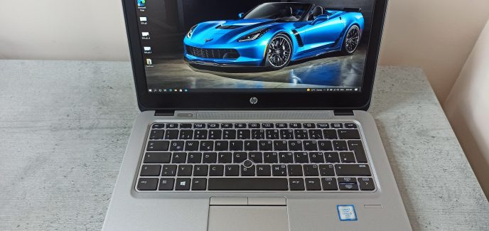 HP Elitebook 820 G3 FHD IPS i5-6300U/256GB/8GB